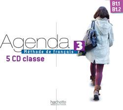 Agenda 3 B1.1/B1.2 : CD audio classe
