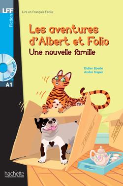Albert et Folio A1 - Une nouvelle famille (ebook)