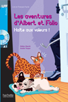 Albert et Folio A1 - Halte aux voleurs (ebook)