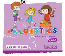 Les Loustics 3 : CD audio classe (x3)