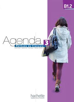 Agenda 3 B1.2 : Cahier d'activités + CD Audio