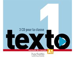Texto 1 : CD audio classe (x3)