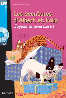 Albert et Folio A1 - Joyeux anniversaire ! (ebook)