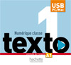 Texto 1 : Manuel numérique enseignant (clé USB)