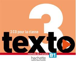 Texto 3 : CD audio classe (x3)