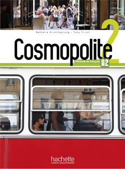 Cosmopolite 2 : Livre de l'élève + DVD ROM + Parcours digital