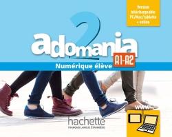 Adomania 2 : Manuel numérique élève