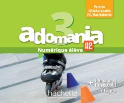 Adomania 3 : Manuel numérique élève