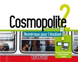 Cosmopolite 2 : Manuel numérique élève