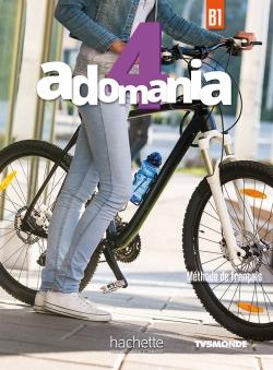 Adomania 4 - Livre de l'élève + CD-ROM