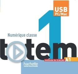 Totem 1 - Manuel numérique enseignant (clé USB)