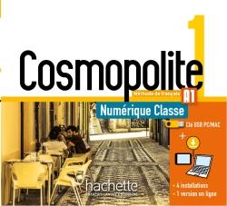 Cosmopolite 1 : Manuel numérique classe