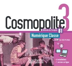 Cosmopolite 3 : manuel numérique classe