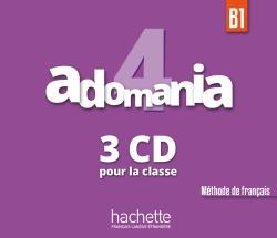 Adomania 4 : CD Audio Classe