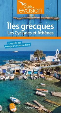 Couverture Îles Grecques - Îles Cyclades et Athènes