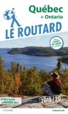 Guide voyage Québec + Ontario 2019/20