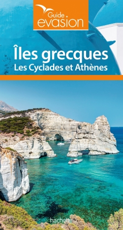 Couverture Îles grecques – Les Cyclades et Athènes