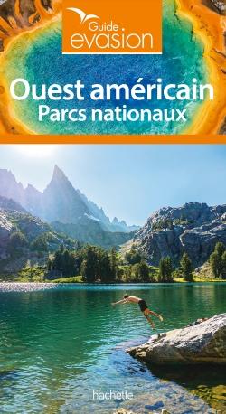 Couverture Ouest américain Parcs nationaux