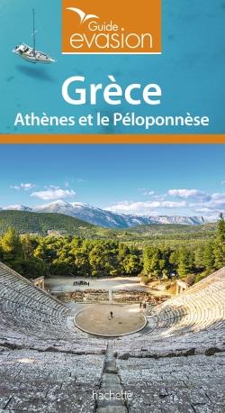 Couverture Grèce - Athènes et le Péloponnèse