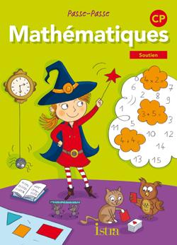 Passe-Passe Maths CP - Soutien - Edition 2011