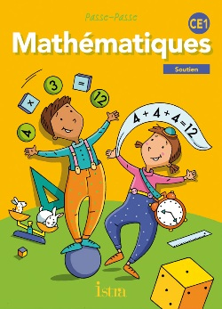 Passe-Passe Maths CE1 - Soutien - Edition 2012