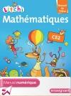 Litchi Mathématiques CE2 - Manuel numérique simple enseignant - Edition 2013