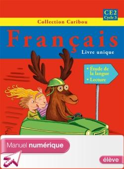 Caribou - Français CE2 - Manuel numérique version enseignant - Ed.2011