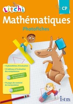 Litchi Mathématiques CP - Photofiches - Ed. 2015