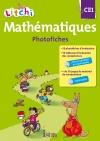 Litchi Mathématiques CE1 - Photofiches - Ed. 2015