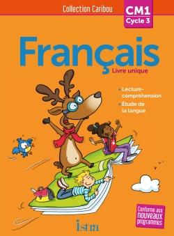 Caribou Français CM1 - Manuel numérique simple élève - Ed. 2016