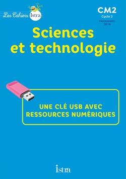 Les Cahiers Istra CM2 Sciences et technologie - Clé USB - Ed. 2017
