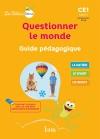 Les Cahiers Istra Questionner le monde CE1 - Guide pédagogique - Ed. 2017