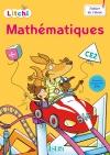 Litchi Mathématiques CE2 - Fichier numérique simple version élève - Ed. 2017