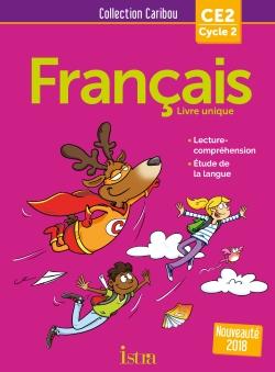 Caribou Français CE2 - Manuel numérique simple élève - Ed. 2018