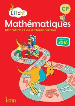 Litchi Mathématiques CP - Photofiches - Ed. 2019