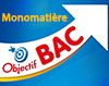 Objectif Bac monomatières